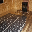 тёплый пол под ламинат на деревянный пол